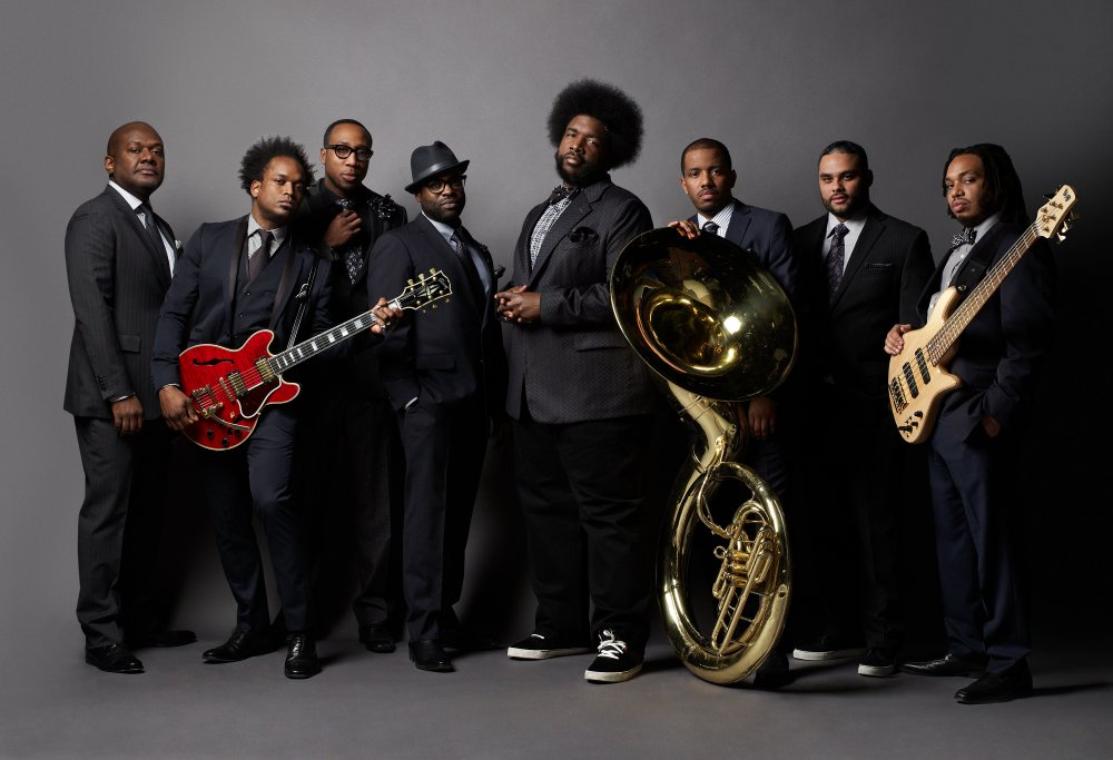 Jimmy Fallon & The Roots: Side Dish Song (2/2)