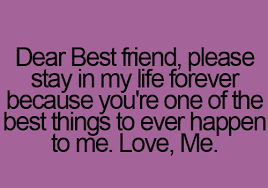 To My Bestie