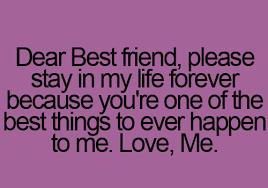 To My Bestie
